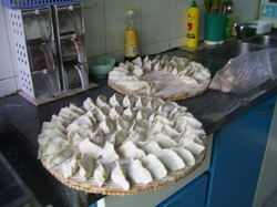 Jiaozi Chines Traditional dish