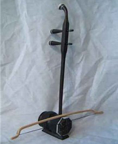 Erhu a traditional  Chinese Instrument
