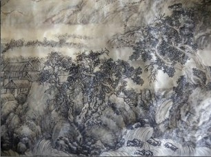 Chinese Painting Made by our Chinese Painting Teacher
